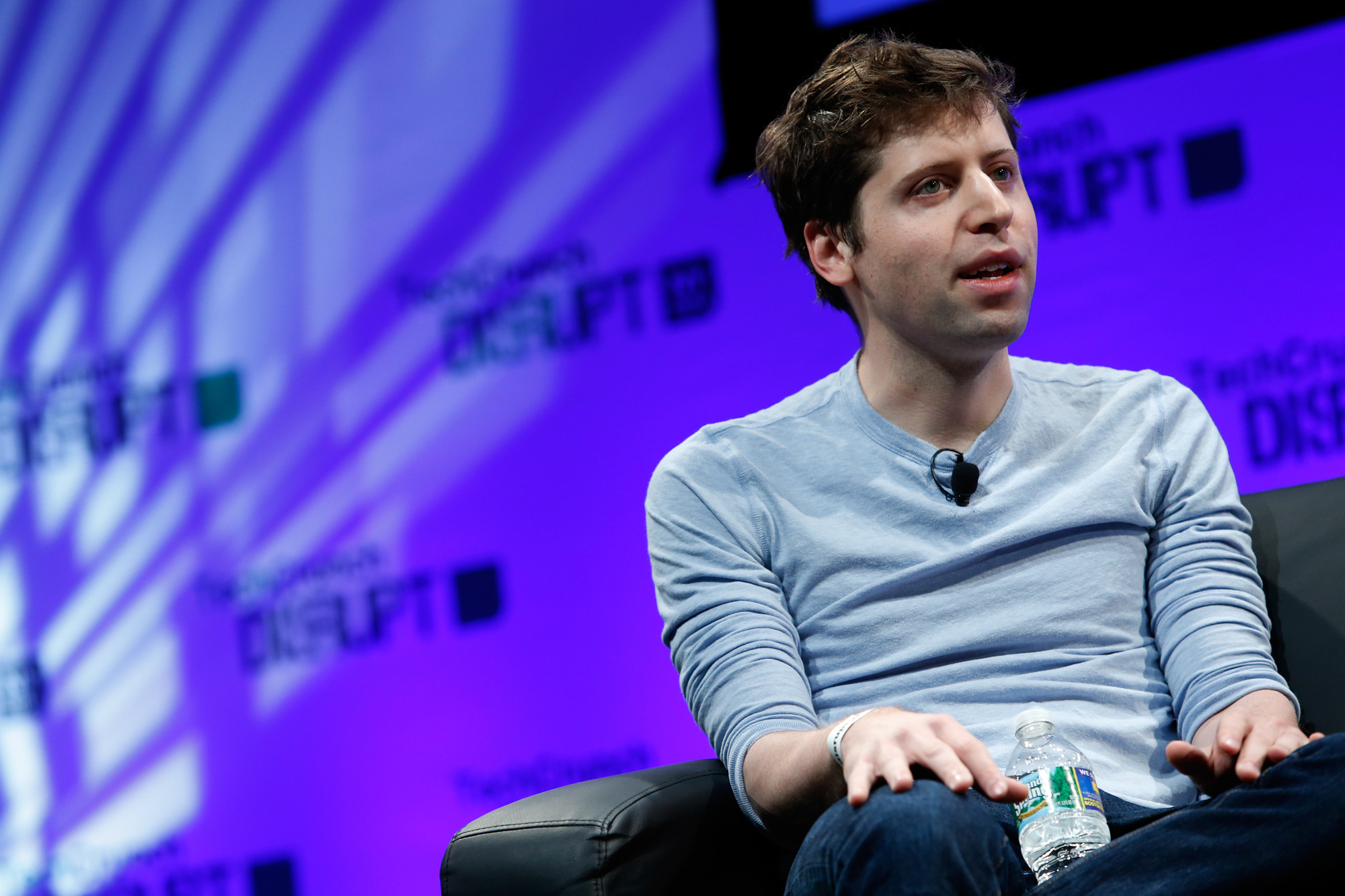 Y Combinator's Sam Altman is a big booster of the idea of a basic income.