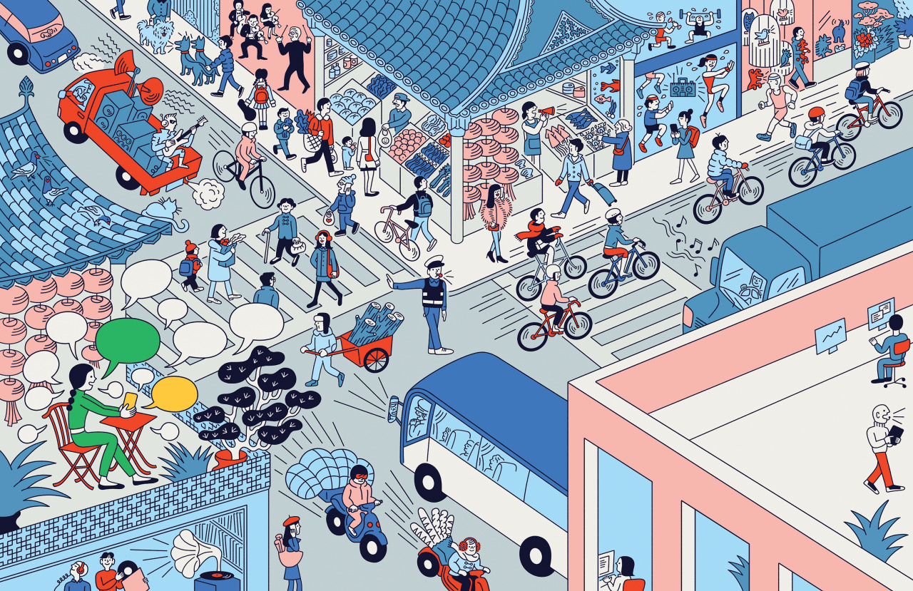 "<b><a href=""https://www.technologyreview.com/s/600766/10-breakthrough-technologies-2016-conversational-interfaces/"">10 Breakthrough Technologies: Conversational Interfaces</a></b> <br> Illustration by Tomi Um"