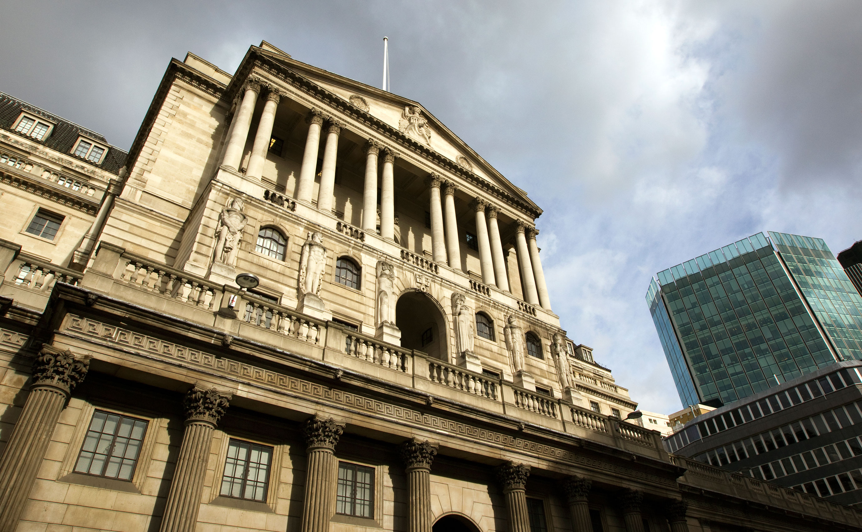 The Bank of England is researching how issuing digital currency could make the economy more efficient and stable.