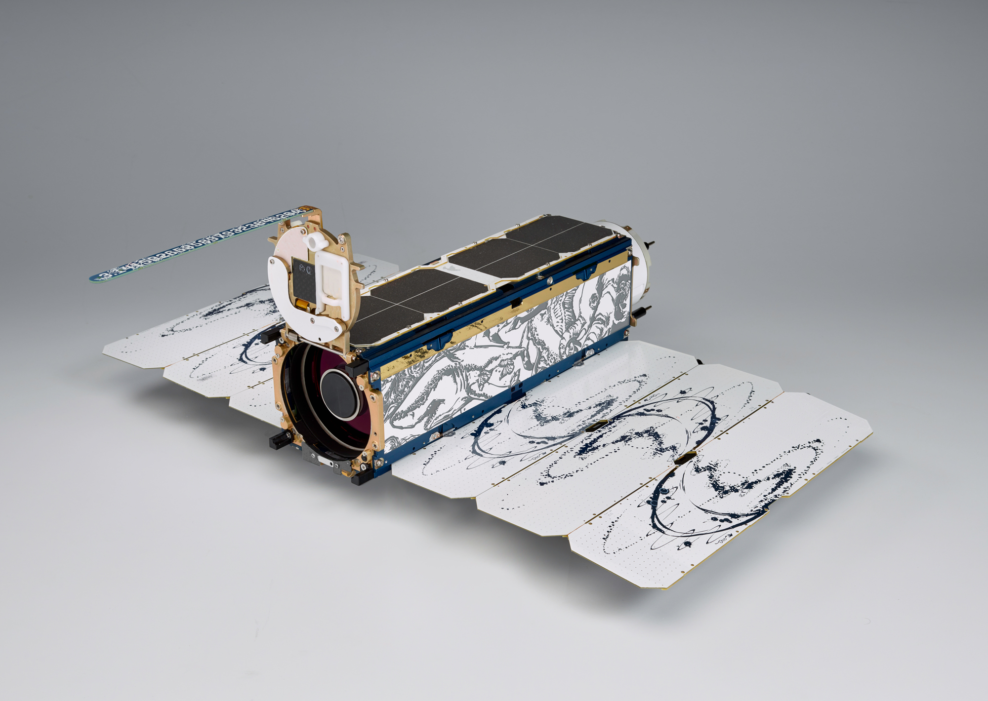 Planet Labs's backpack-sized satellites will soon be able to image the entire planet daily.