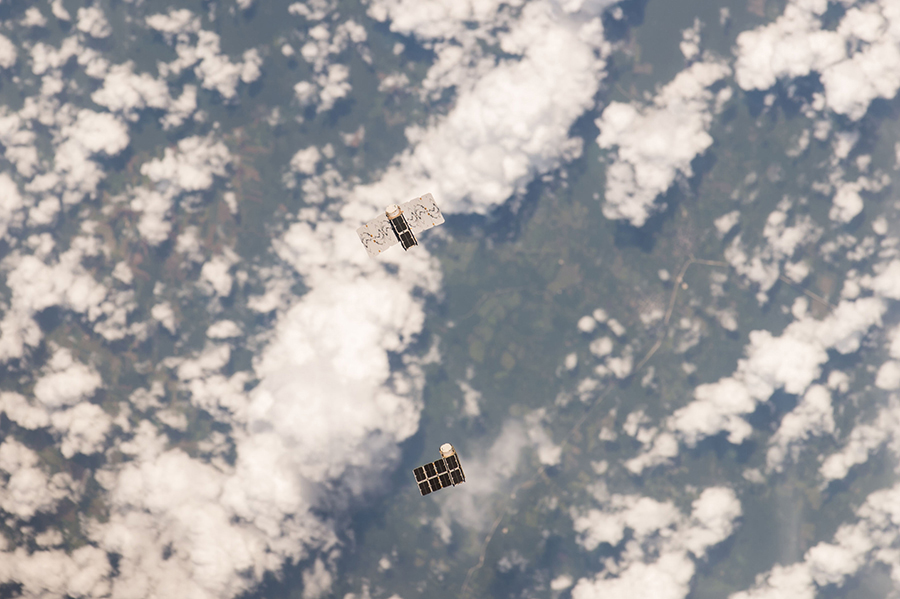 Planet Labs now has 149 of these small satellites in space.