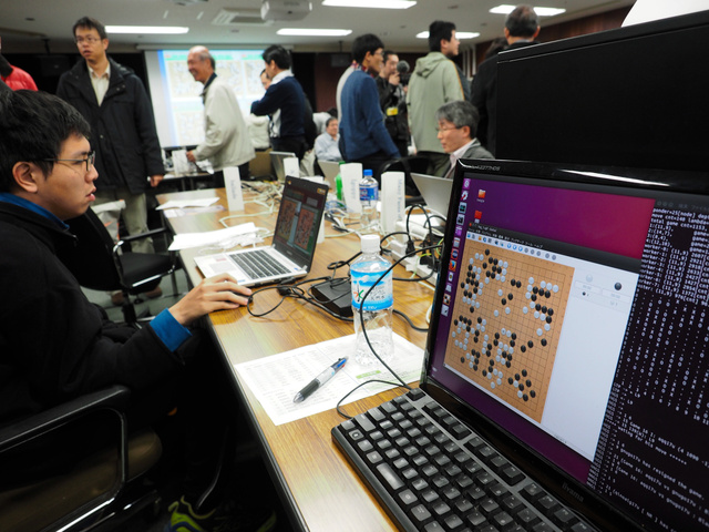 Though it is not yet as advanced as AlphaGo, Chinese researchers have developed their own Go-playing AI champion, called FineArt.
