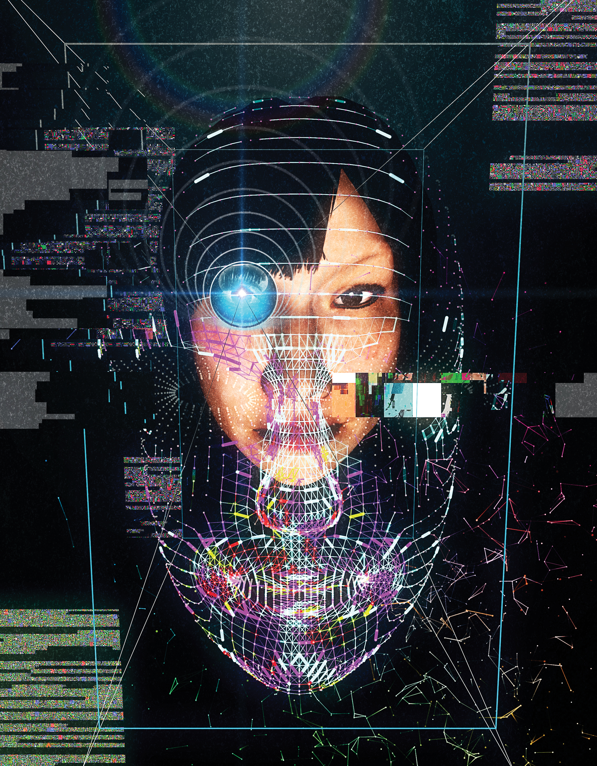 "<b><a href=""https://www.technologyreview.com/s/603494/10-breakthrough-technologies-2017-paying-with-your-face/"">Paying With Your Face</a></b> <br> Illustration by Yoshi Sodeoka"