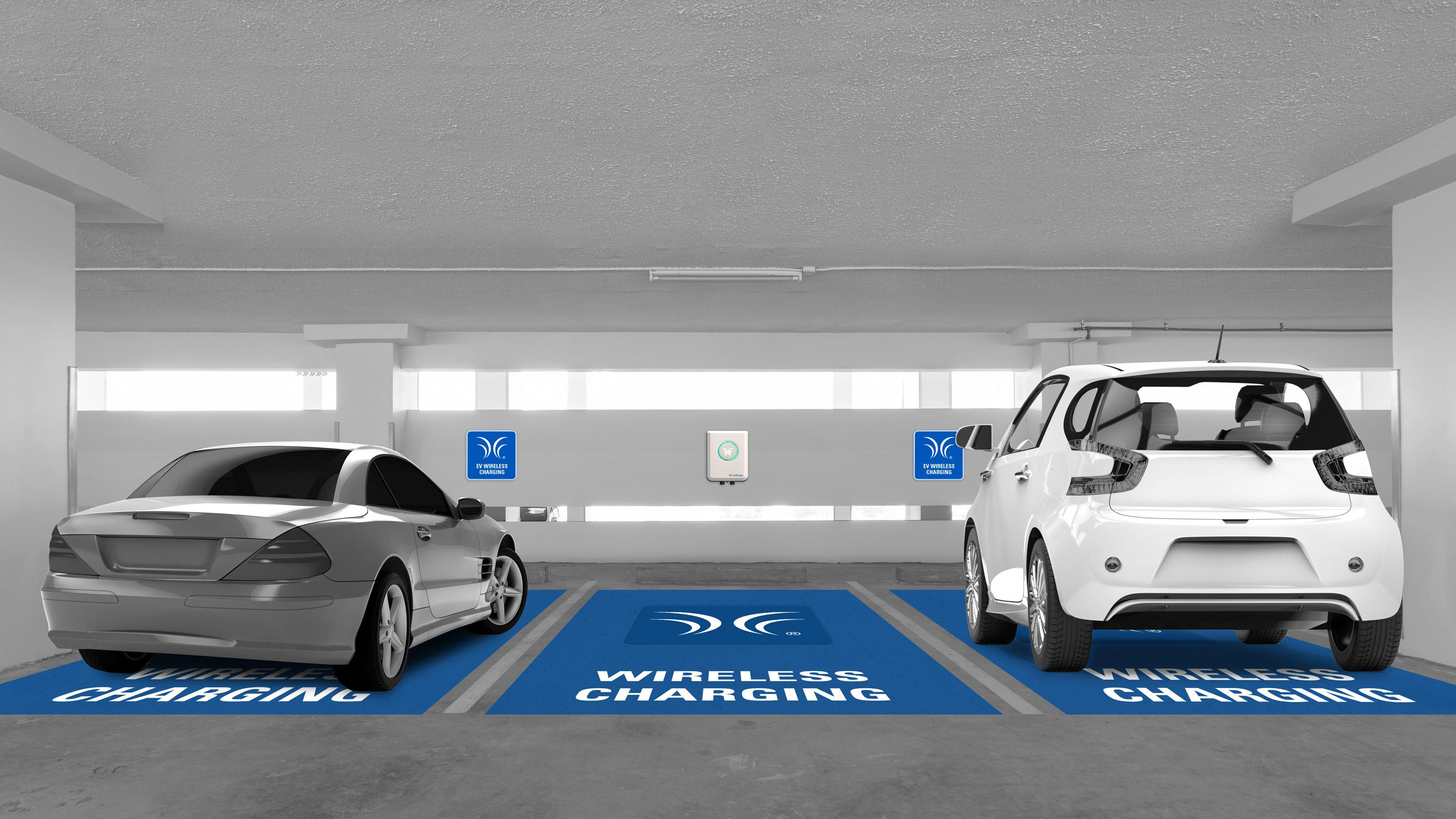 Next, its technology will be integrated into parking lots and garages.