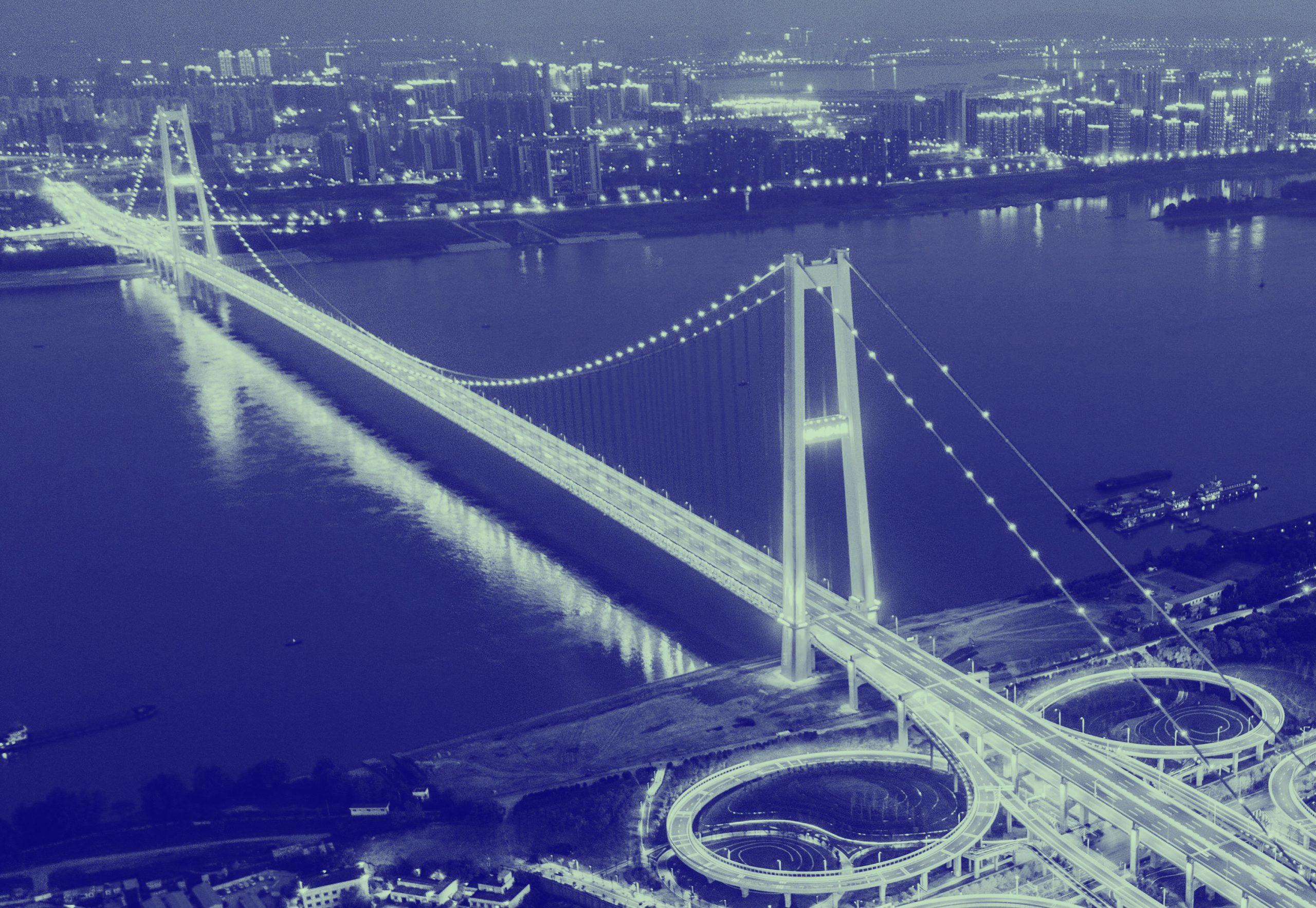 angsigang Yangtze River Bridge